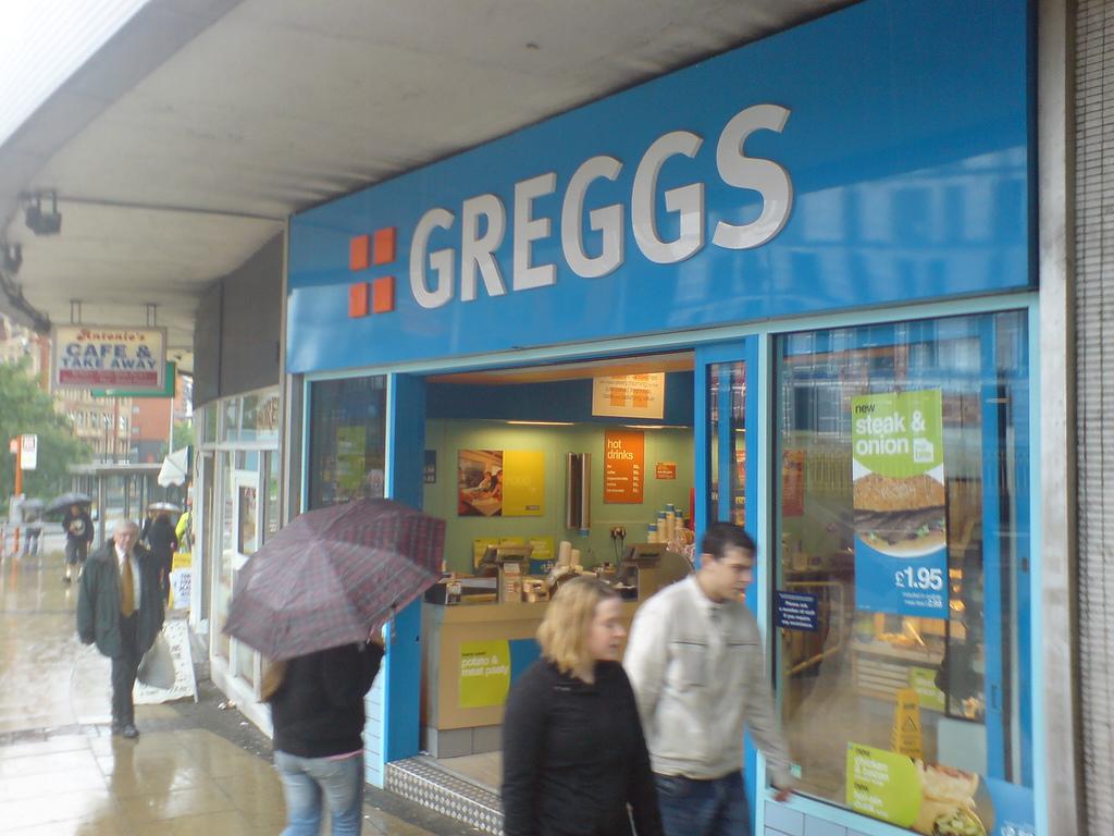 The Greggs Adventure | The Eton Mess